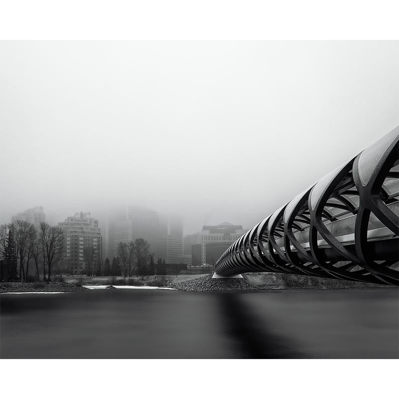 Calgary Peace Bridge Photography