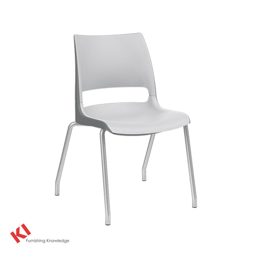 KI Doni Four Leg Stacking Chair