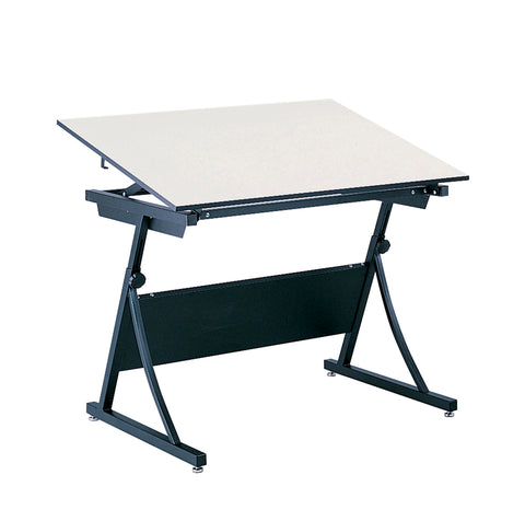 Innovations 8' x 4' Expandable Racetrack Meeting Table
