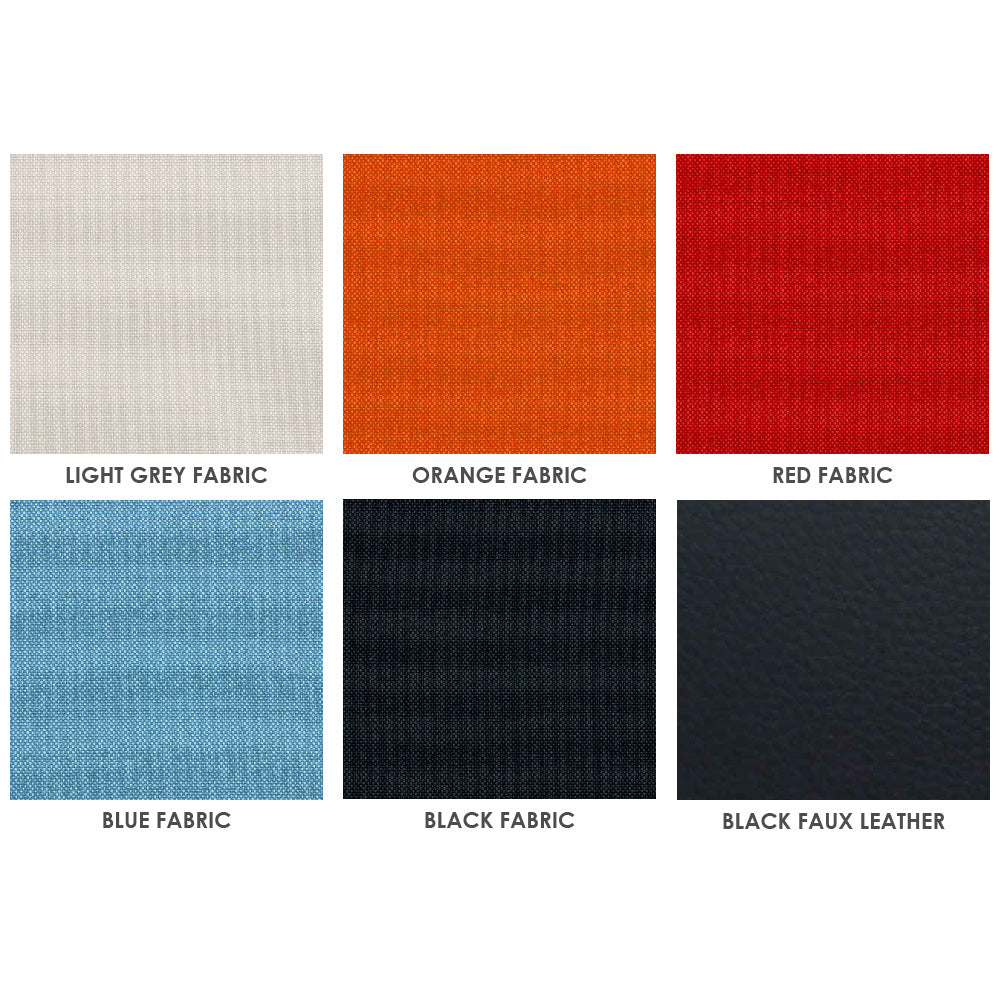 Dune Guest Chair Fabric Finishes