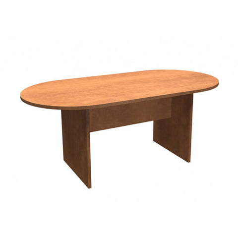 Zeta Racetrack Meeting Table Extension Leaf
