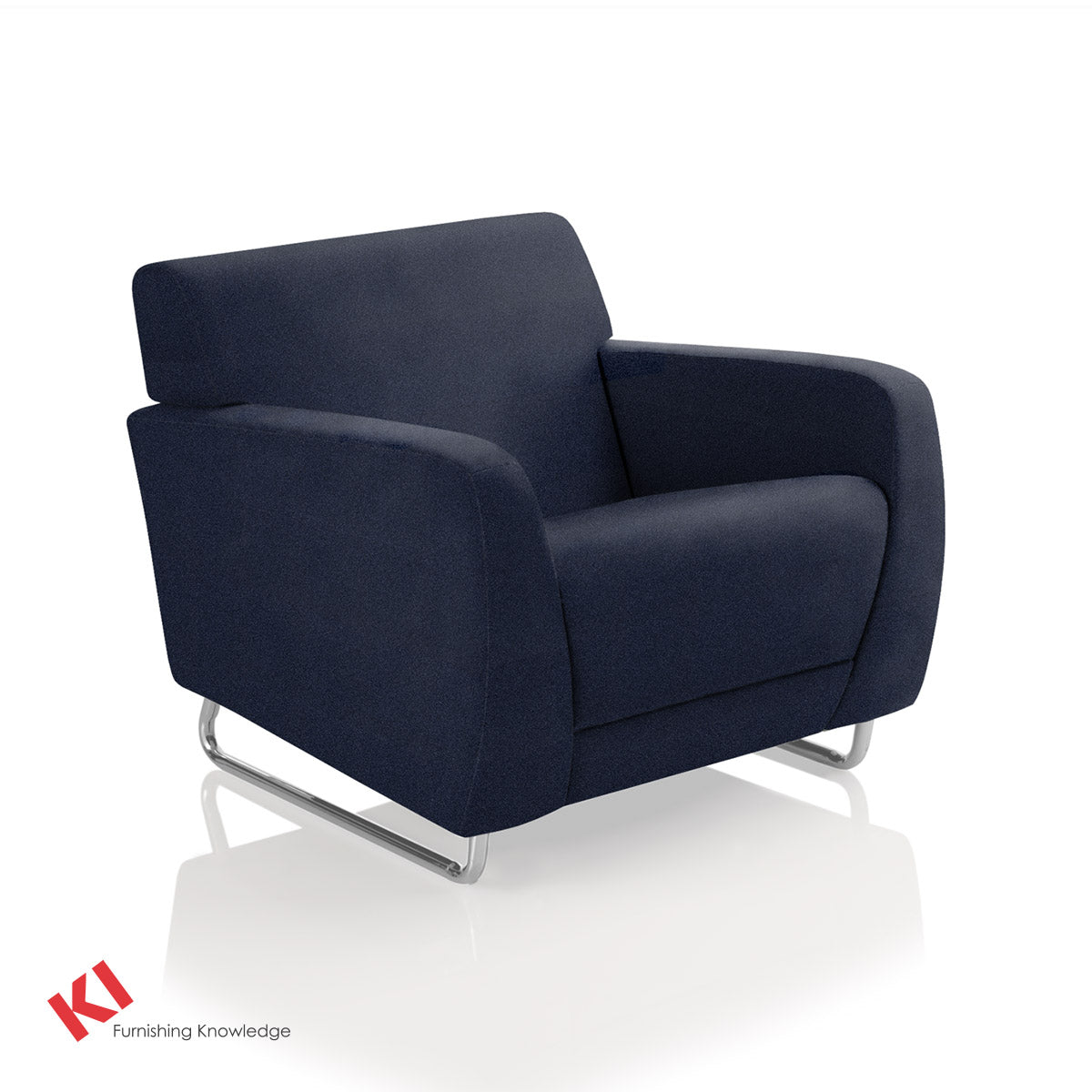 Sela Lounge Chair Midnight