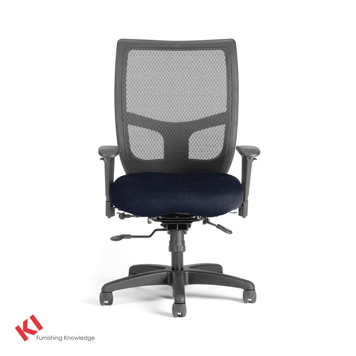 KI Impress Ultra Mid Back Task Chair Midnight