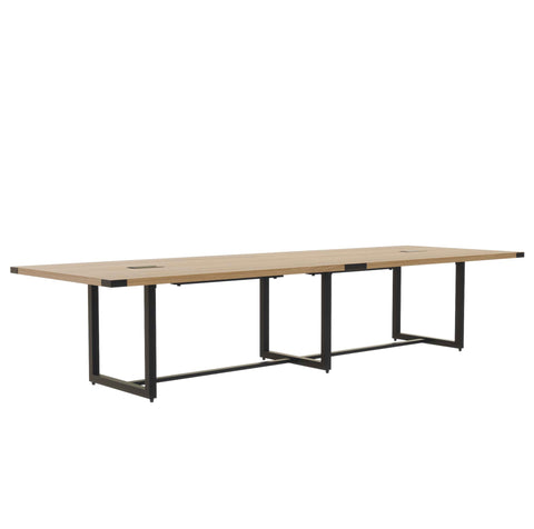 Zeta 10' x 4' Racetrack Meeting Table