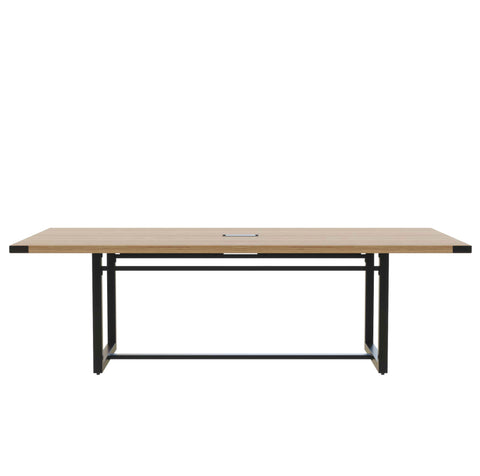 KI Trek Boat Shaped Meeting Table