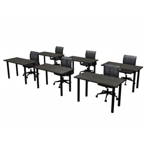 Mirella 16' Meeting Table
