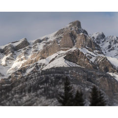 Canmore Mountain Photography