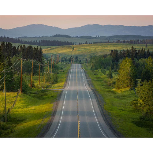 Sibbald Highway Photography