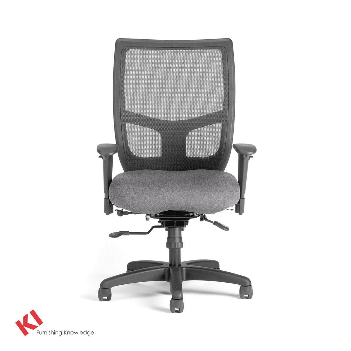 KI Impress Ultra Mid Back Task Chair Sterling