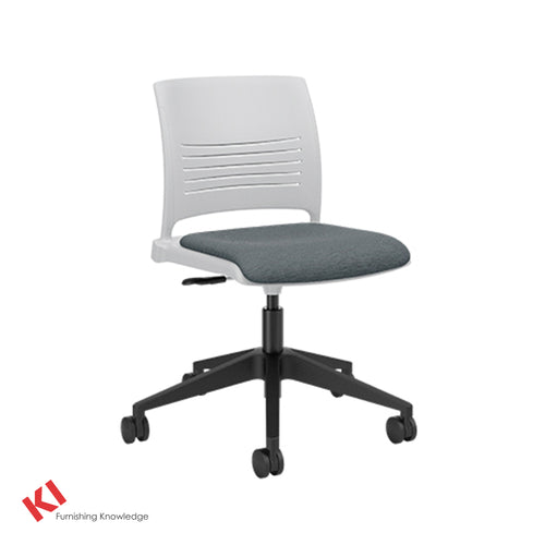 KI Strive Armless Task Chair
