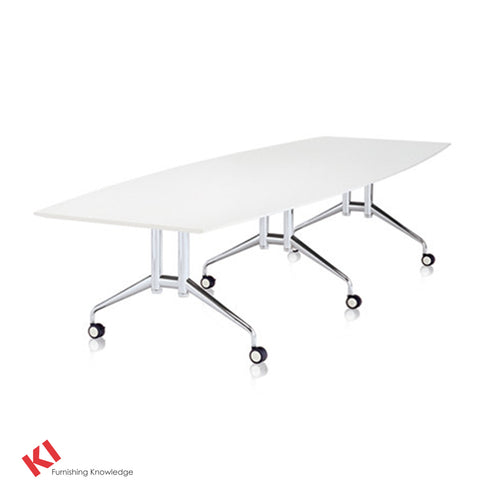 Trek Boat Shaped Meeting Table