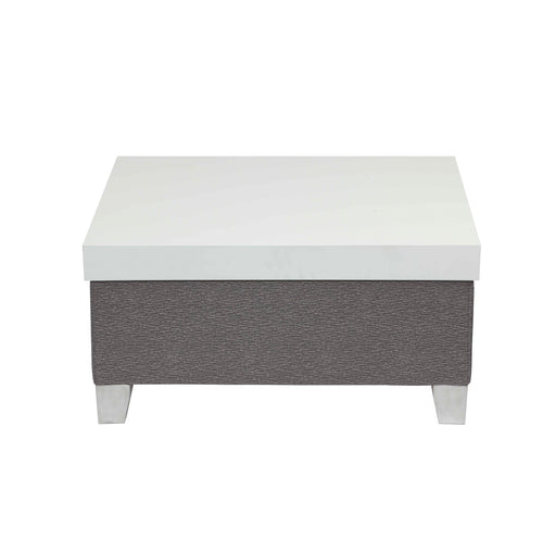 Trullo Upholstered Table/Ottoman