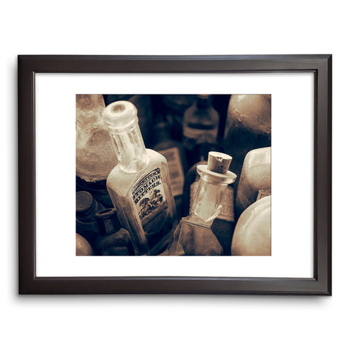 Vintage Bottle Photography