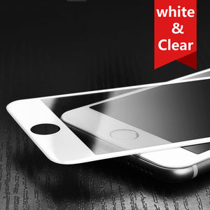 mofi for iphone 6s glass tempered iphone 6 plus screen protector ultra thin full cover 3D curve protection glass film plus 5.7""