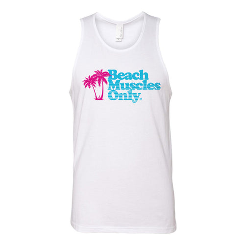 Beach Muscles Only Tank