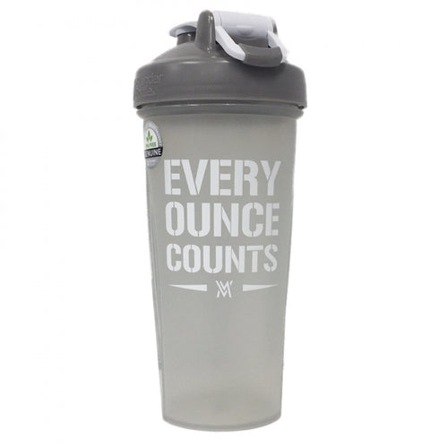 [LIMITED EDITION] Every Ounce Counts - Blender Bottle - Grey