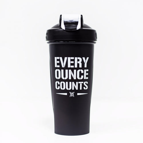 [LIMITED EDITION] Every Ounce Counts - Blender Bottle Signed by Calum - 28 oz