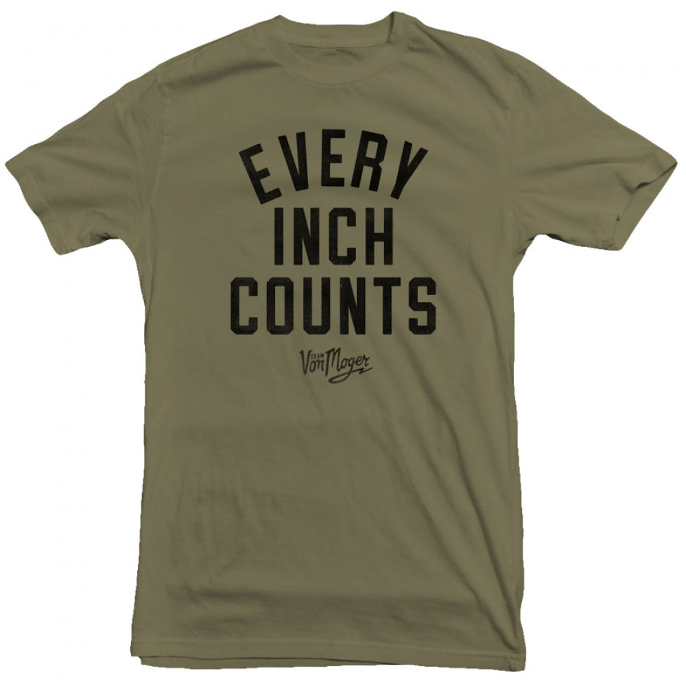 Every Inch Counts V2 Tee