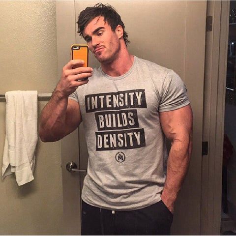 Real Men Train the Booty Tee