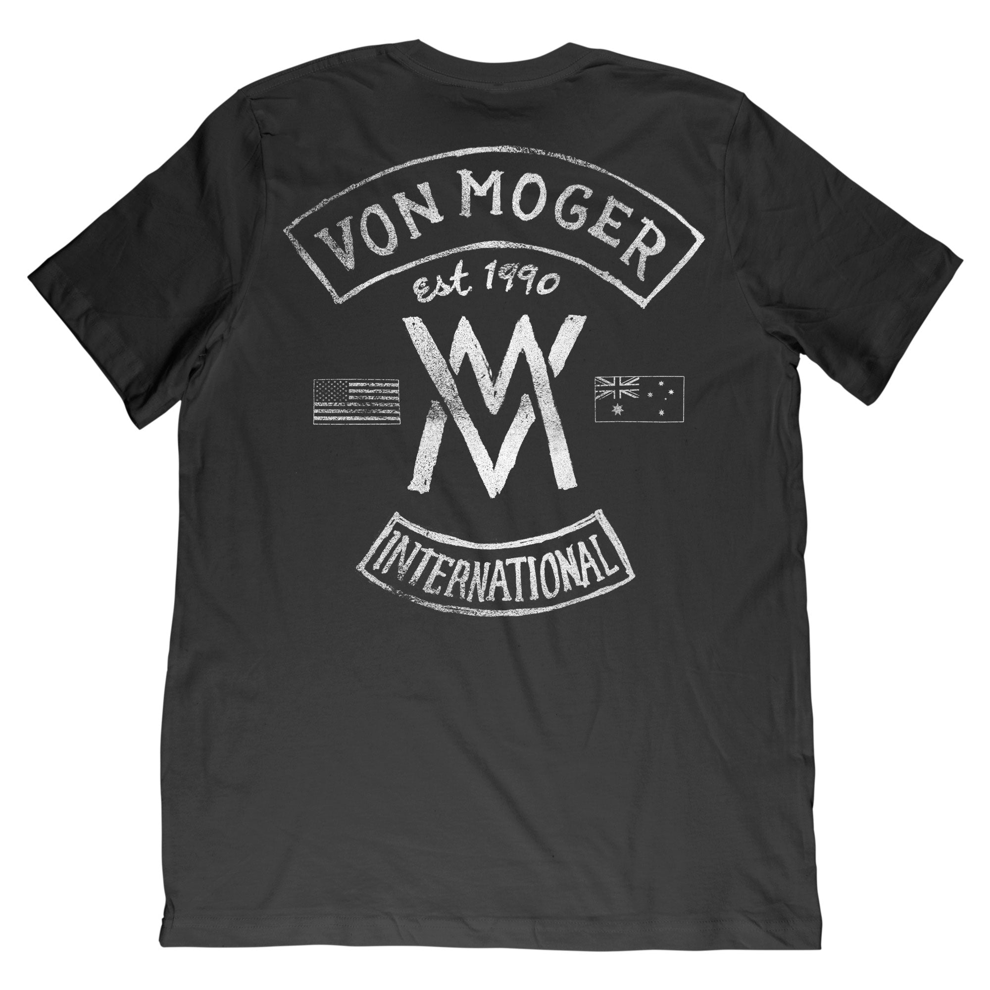 International Von Moger Tee - Black