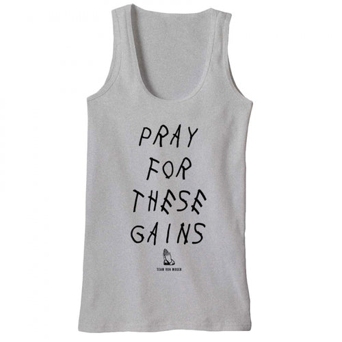 Pray For These Gains Tank