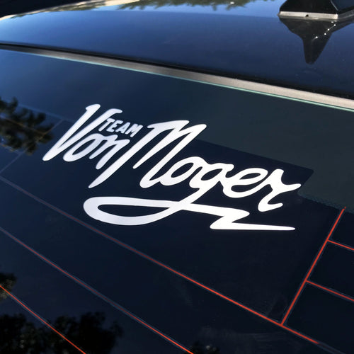 "8"" Car Decal Sticker [Limited Edition]"