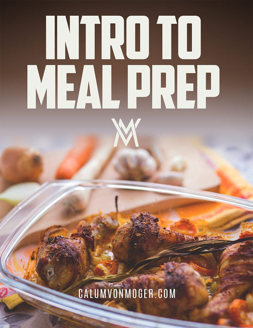 Intro to Meal Prep Guide