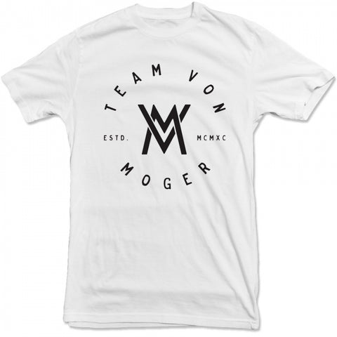 TVM Destroyed Tee - Black [Limited Edition]