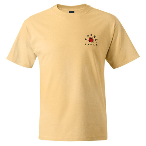 Vintage Yellow Rose Tee