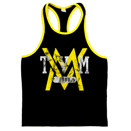 TVM 1990 Black/Yellow Stringer [Limited Edition]