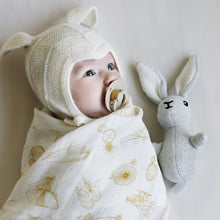 Load image into Gallery viewer, Soft Animal Rattle | Hare