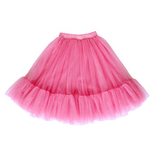 Load image into Gallery viewer, Romantic Ruffle Tutu Skirt | Vintage Rose