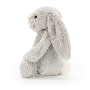 Bashful Bunny | Silver | Medium