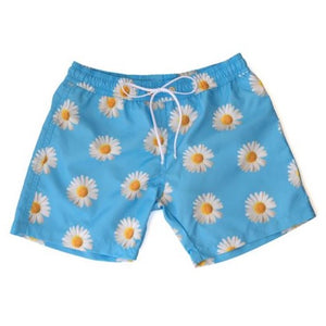 Mason | Daisy Swim Trunks
