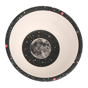 Divided Plate Set | Space Adventure