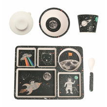 Load image into Gallery viewer, Divided Plate Set | Space Adventure