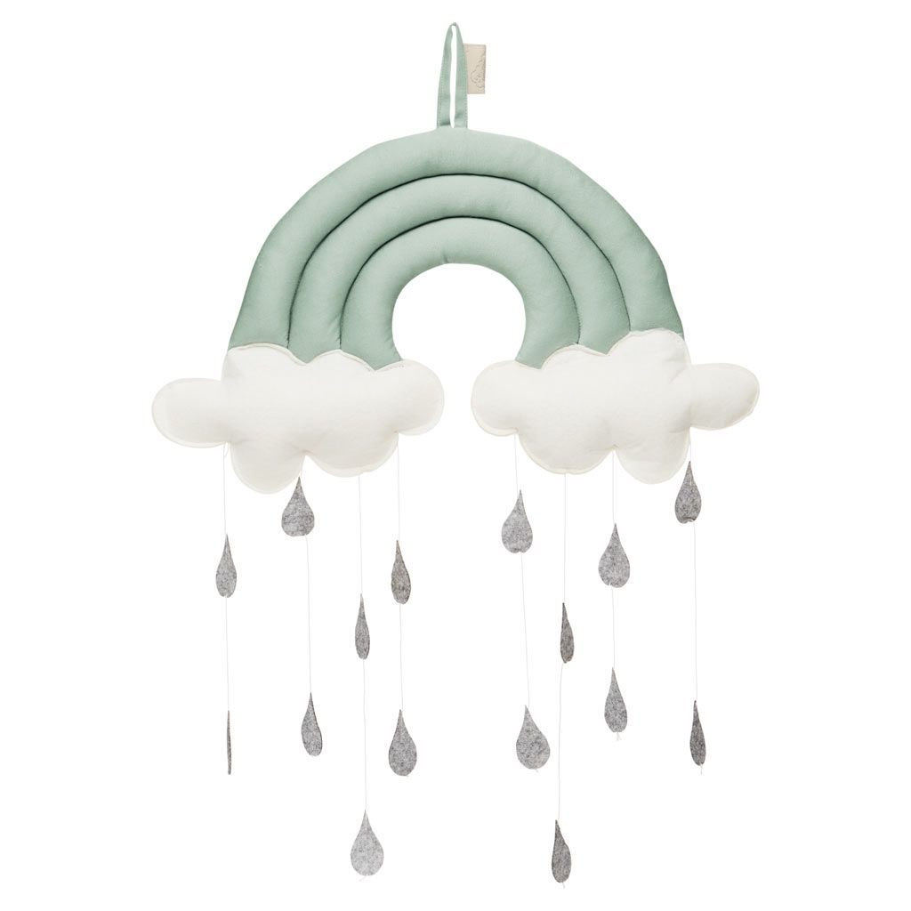Rainbow Mobile | Sea Green