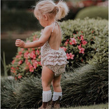 Load image into Gallery viewer, Blossom Floral Romper