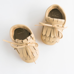 Loafer Fringed - Beige
