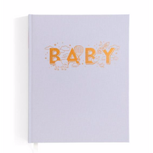 Load image into Gallery viewer, Baby Book | Grey