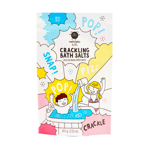 Crackling Bath Salts | Blue