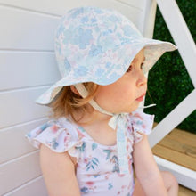 Load image into Gallery viewer, Floral Sunhat