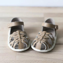 Load image into Gallery viewer, Eleanor Sandal | Light Tan