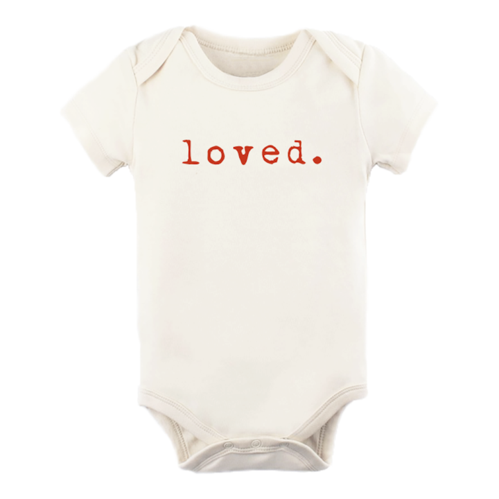 LOVED | Organic Unisex Onesie