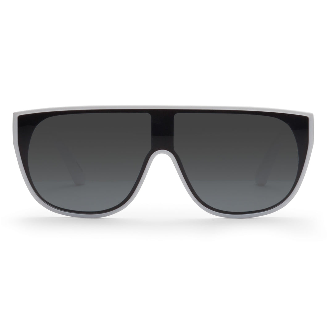 Pow Sunglasses | White