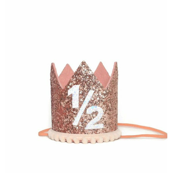 Rosegold Crown | 1/2