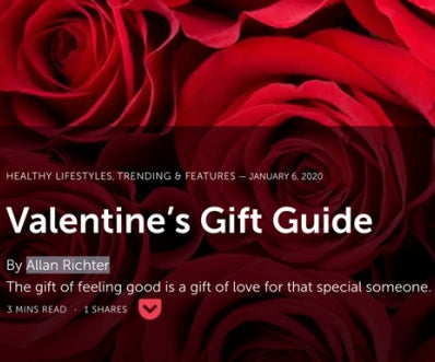 Valentine's Gift Guide By Allan Richter
