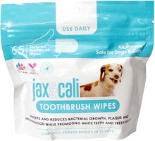 Load image into Gallery viewer, Jax & Cali® Toothbrush Wipes