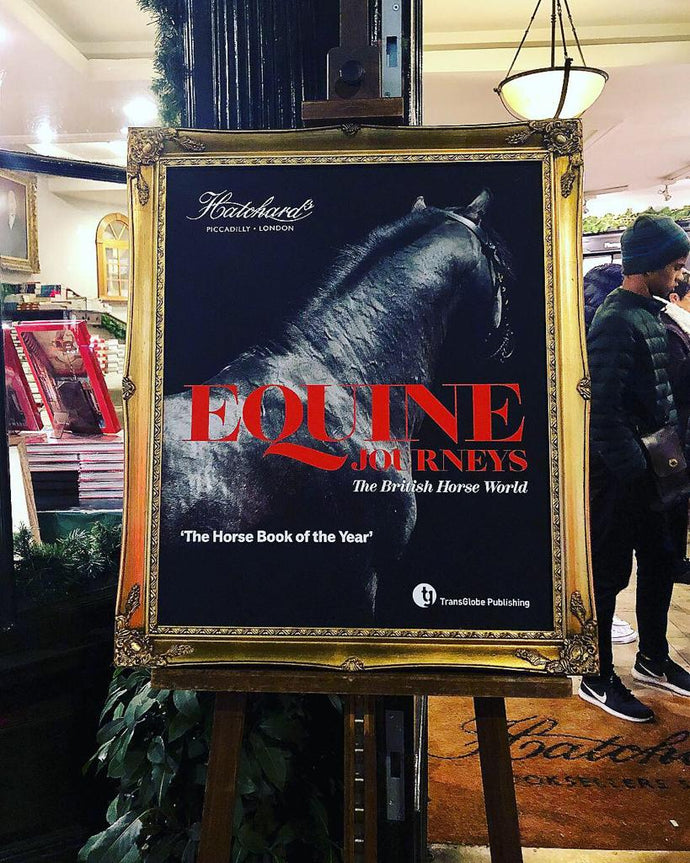 Equine Journeys launch at Hatchards