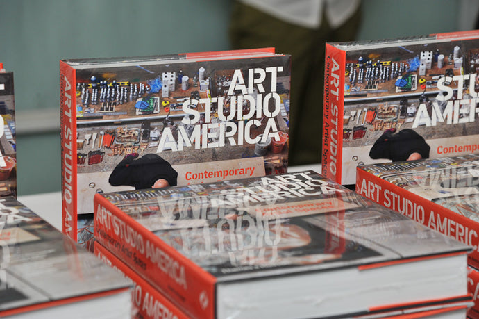 Art Studio America launch in London
